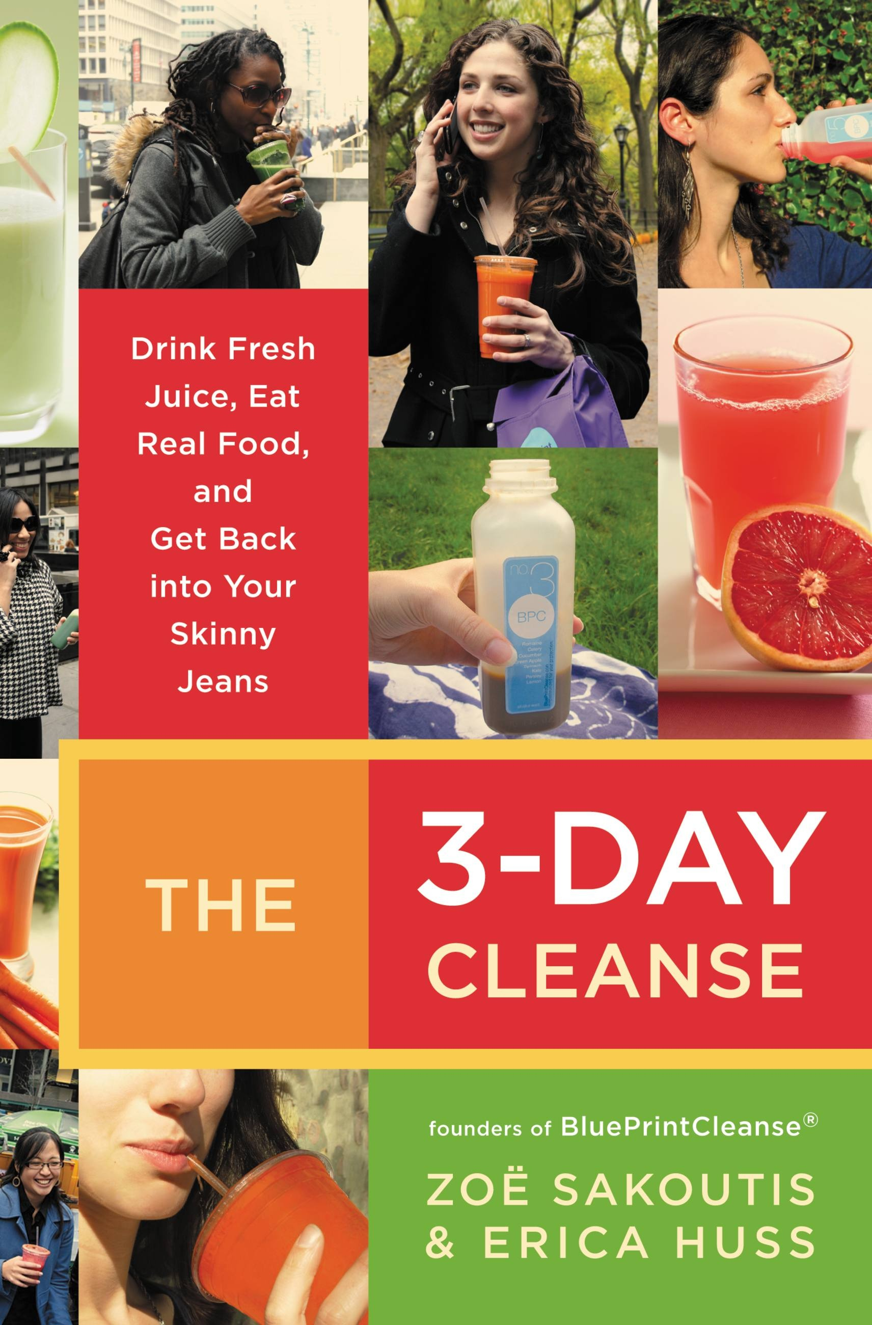 The 3 day cleanse hachette book group malvernweather Images